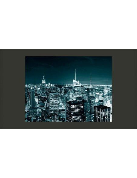 Papier peint VIE NOCTURNE À NEW YORK - par Artgeist