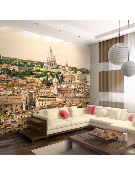 Papier peint ROME: PANORAMA - par Artgeist