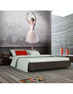 Papier peint DANSEUSE DE BALLET COMME CHEZ DEGAS - par Artgeist