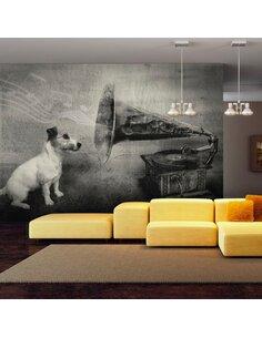 Papier peint DOG'S MELODIES - par Artgeist