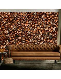 Papier peint COFFEE HEAVEN - par Artgeist