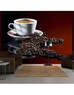 Papier peint TASSE CAFÉ - par Artgeist