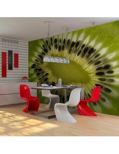 Papier peint FRUITS: KIWI - par Artgeist
