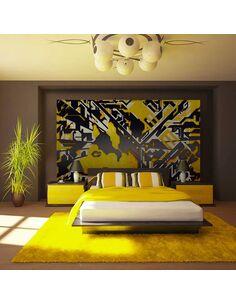 Papier peint FULL OF ENERGY - par Artgeist