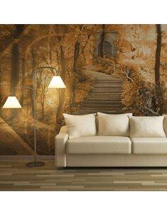 Papier peint STAIRS TO PARADISE - par Artgeist