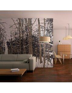 Papier peint ARBRES AUTOMNE - par Artgeist