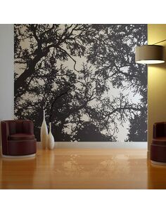 Papier peint BLEAK FOREST - par Artgeist