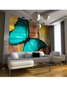 Papier peint PAINTED BUTTERFLY - par Artgeist