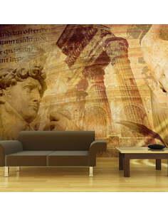 Papier peint COLLAGE GRÈCE ANTIQUE - par Artgeist