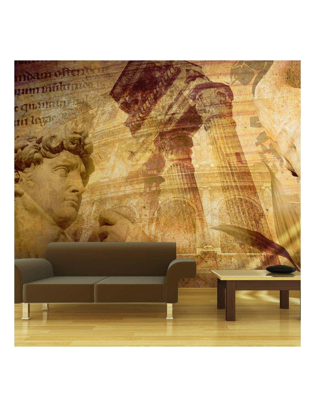 Grèce Photo papier peint murale non-tissée Crète