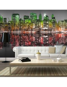 Papier peint REGGAE NEW YORK - par Artgeist