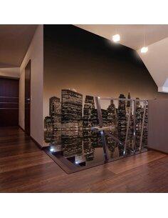 Papier peint NEW YORK SÉPIA - par Artgeist
