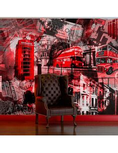 Papier peint LONDRES, LONDRES... - par Artgeist