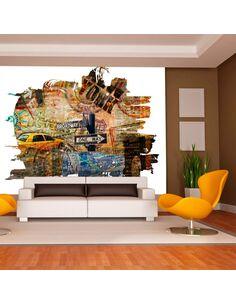 Papier peint NEW YORK COLLAGE - par Artgeist