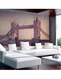 Papier peint PAINTED LONDON - par Artgeist