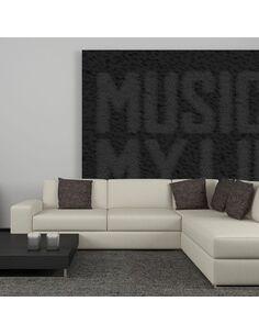 Papier peint HARD ROCK MUSIC - par Artgeist