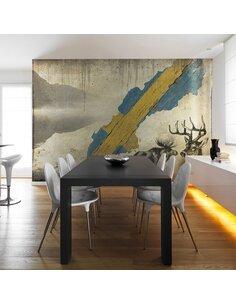 Papier peint SWEDISH CLIMATE - par Artgeist