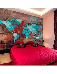 Papier peint THE EARTH WITHOUT ART IS JUST 'EH' - par Artgeist