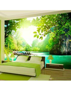 Papier peint PARADIS - par Artgeist