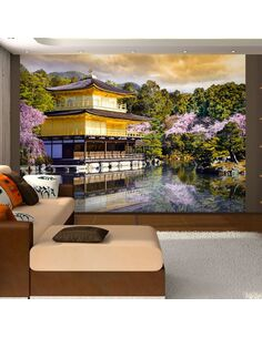Papier peint PAYSAGE JAPONAIS - par Artgeist