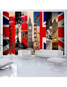 Papier peint LONDON - par Artgeist