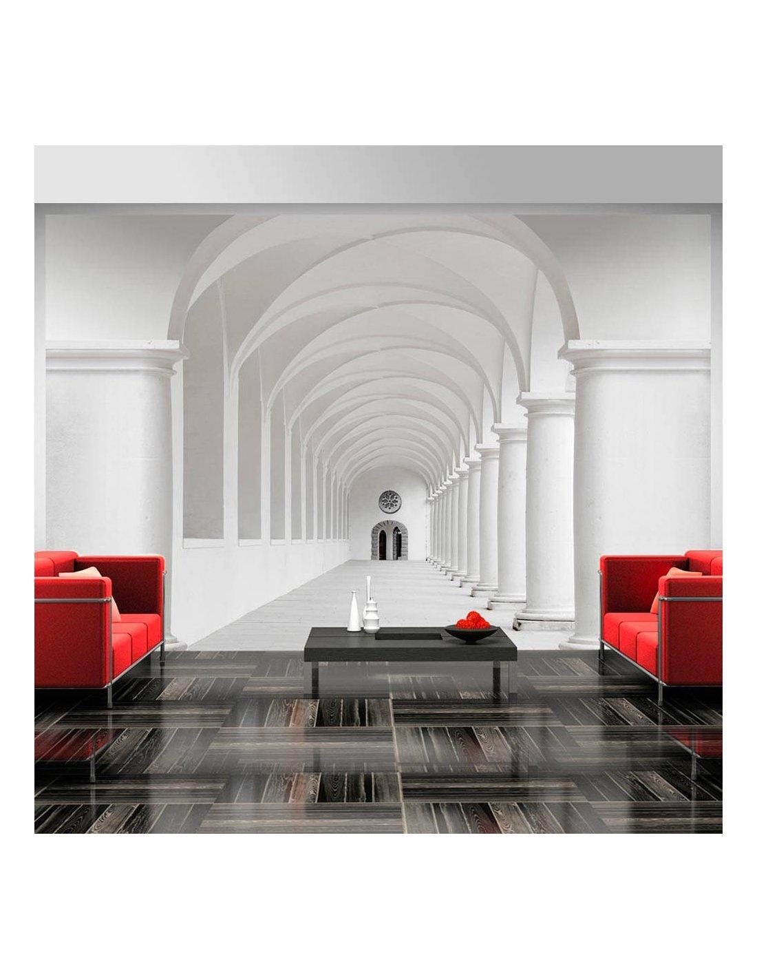 papier peint couloir d 39 incertitude 99 90 chez recollection. Black Bedroom Furniture Sets. Home Design Ideas