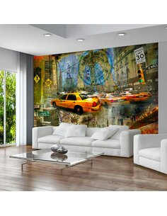 Papier peint BOUNDLESS NEW YORK - par Artgeist