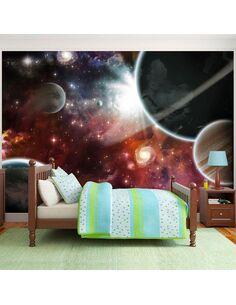 Papier peint WALK IN SPACE - par Artgeist
