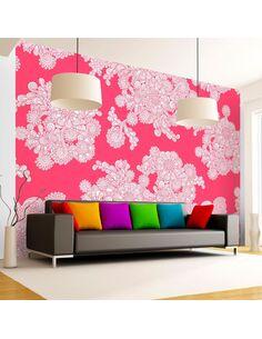 Papier peint PINK CLOUDS - par Artgeist