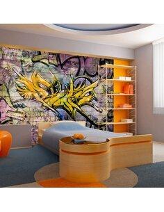 Papier peint STUNNING GRAFFITI - par Artgeist