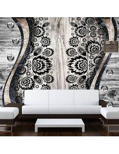 Papier peint FOLK INSPIRATION - par Artgeist