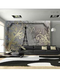 Papier peint VINTAGE PARIS - par Artgeist