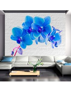 Papier peint BLUE EXCITATION - par Artgeist