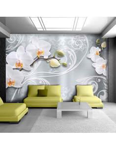Papier peint WHITE FINESSE - par Artgeist