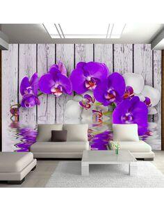 Papier Peint Dormant Instincts  Orchidées Artgeist