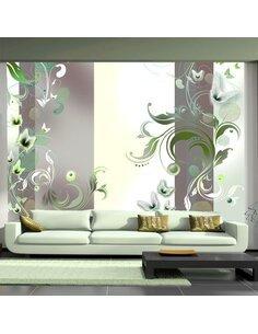 Papier peint GREEN PASSION - par Artgeist