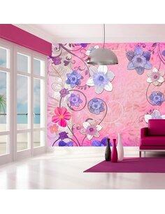 Papier peint BEAUTIFUL DAFFODILS - par Artgeist