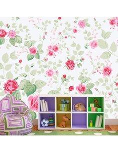 Papier peint ROSY PLEASURES - par Artgeist