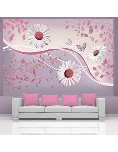 Papier Peint Lightness Of Elation Ii  Autres fleurs Artgeist