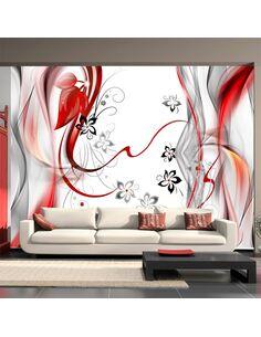 Papier peint AIRY FABRIC - par Artgeist