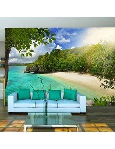 Papier peint SUNNY BEACH - par Artgeist