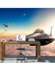 Papier peint F16 FIGHTER JETS - par Artgeist