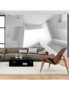 Papier peint WHITE ROOM - par Artgeist