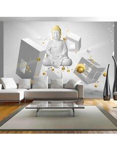 Papier peint GEOMETRIC MEDITATION - par Artgeist