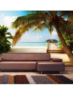 Papier peint PARADISE BEACH - par Artgeist