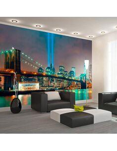 Papier peint LIGHT OF NYC - par Artgeist