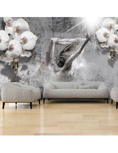 Papier peint ARRANGEMENT WITH ORCHID - par Artgeist