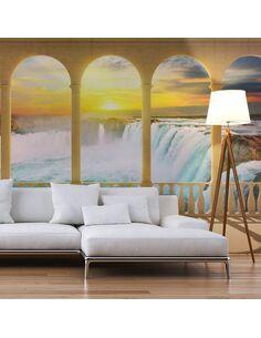 Papier peint DREAM ABOUT NIAGARA FALLS - par Artgeist