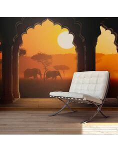 Papier peint HEAR AFRICA - par Artgeist