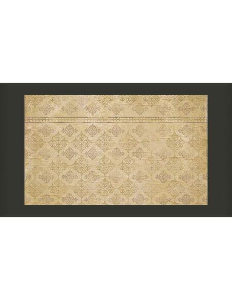 papier peint motif style baroque 119 90 chez recollection. Black Bedroom Furniture Sets. Home Design Ideas